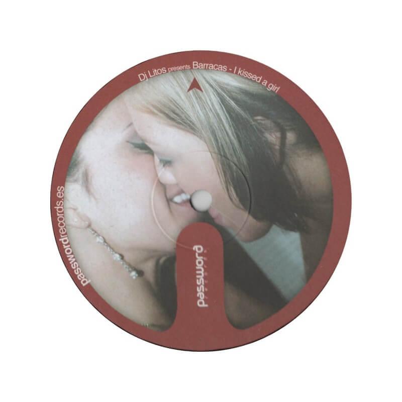 Dj Litos pres Barracas - I Kissed a Girl