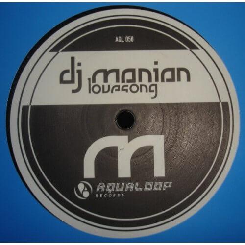 Dj Manian - Lovesong