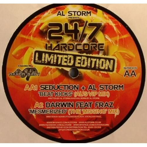 Al Storm ft Malaya - It's Over