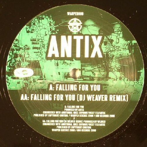 Antix - Falling For You