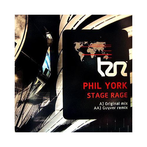 Phil York - Stage Rage