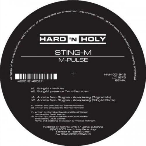 Sting-M - M-Pulse