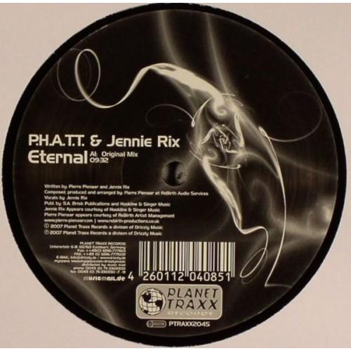 PHATT & Jenie Rix - Eternal