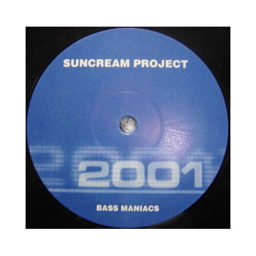 Suncream Project - bass maniacs