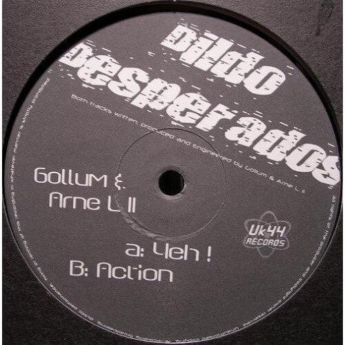 Gollum & Arne L II - Dildo Desperados