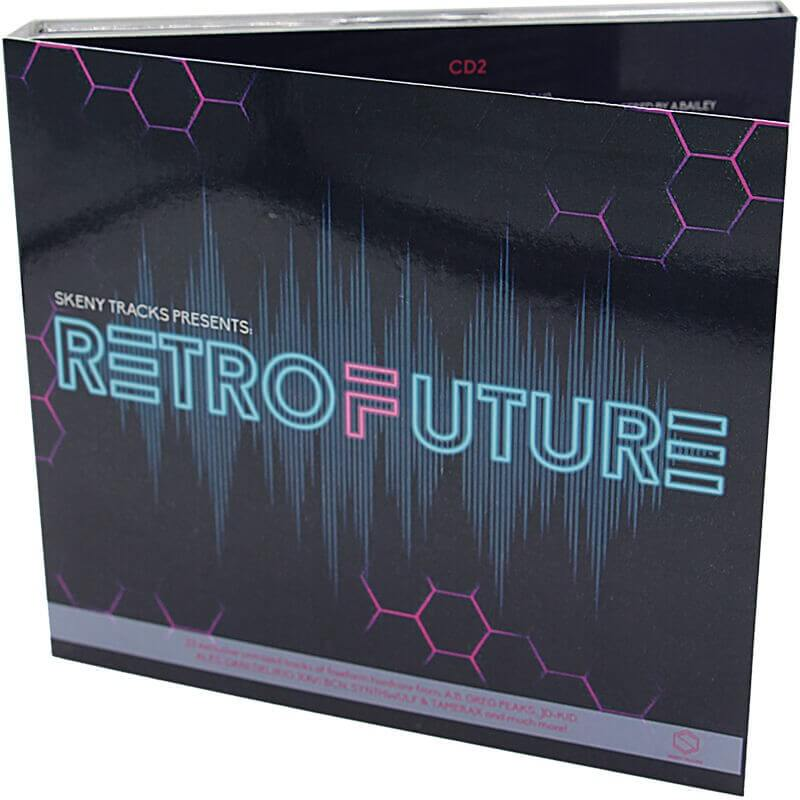 Skeny Tracks pres Retrofuture Vol.1 (2CD's)