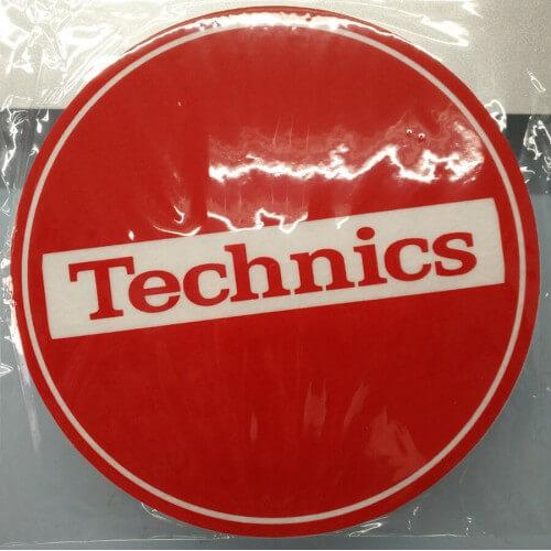 Pareja Patinadores Technics Rojo