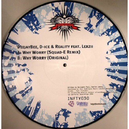 DeejayBee, D-Ice & Reality Ft. Lexzii - why worry