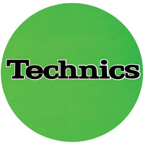 Pareja Patinadores Technics Verde
