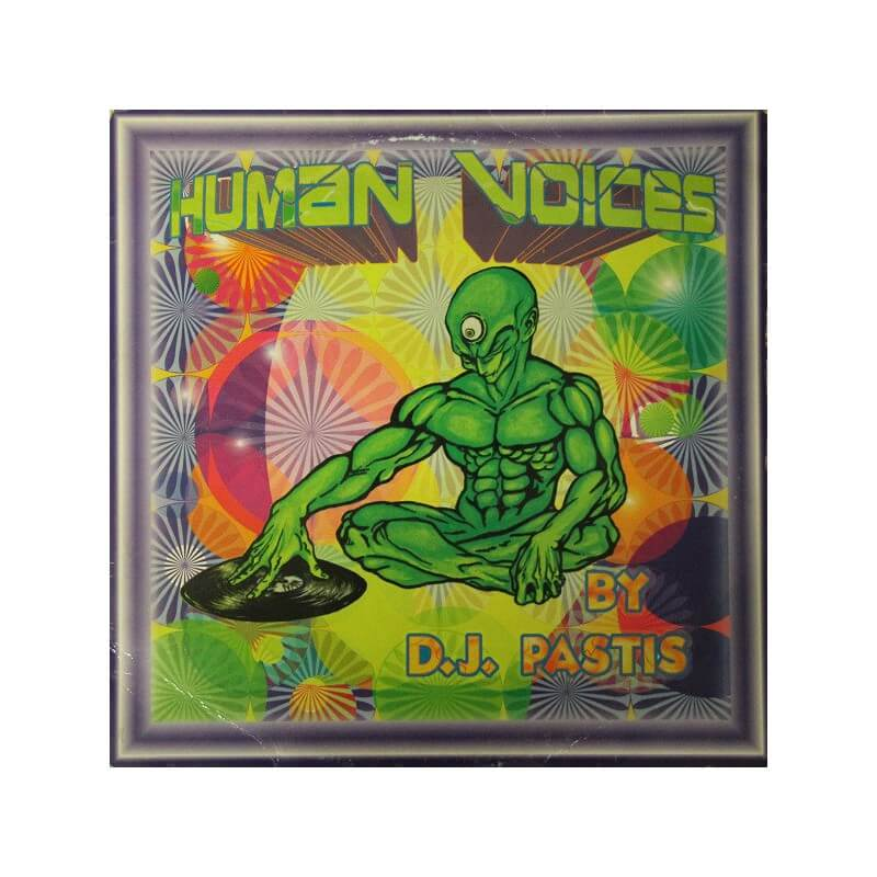 Dj Pastis - Human Voices