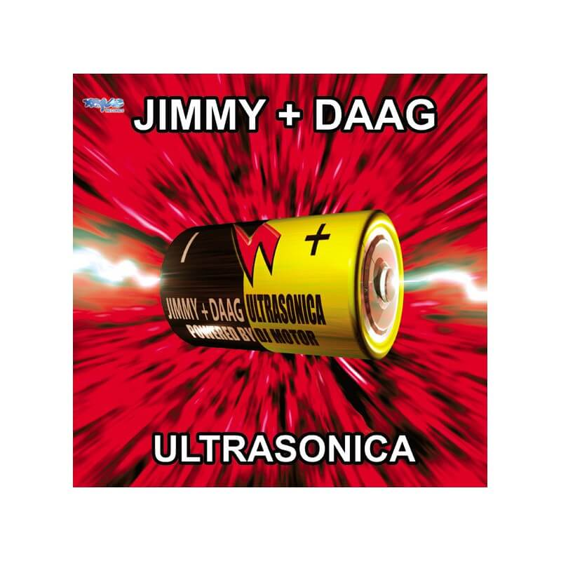 Jimmy + DaaG - Ultrasonica