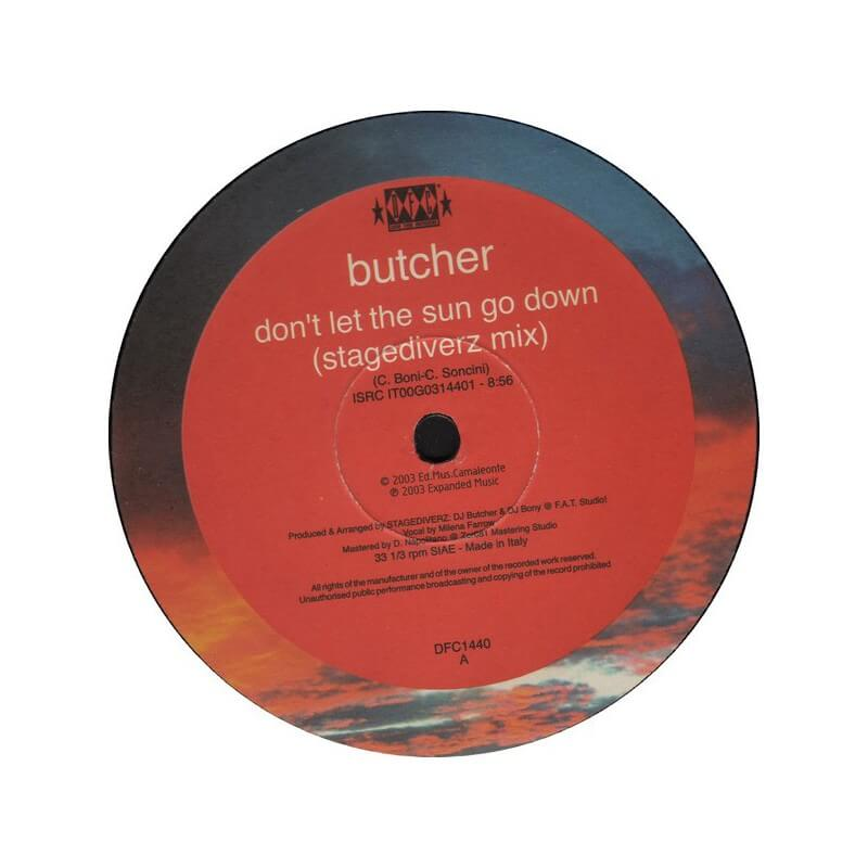 butcher - dont let the sun