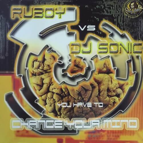 Ruboy Vs Dj Sonic - Change your mind