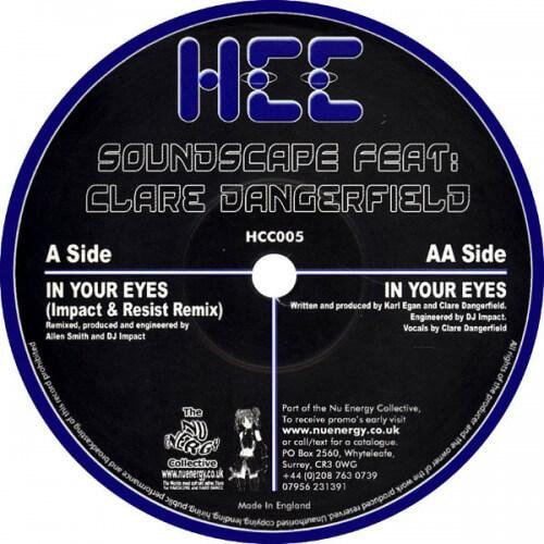 Soundscape feat Clare Dangerfield - in your eyes (oferta)