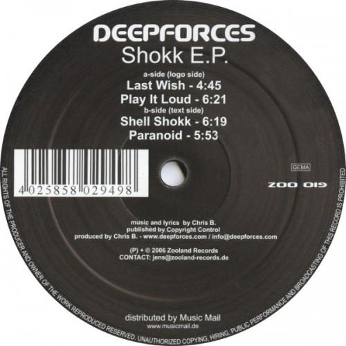 Deepforces - Shokk EP