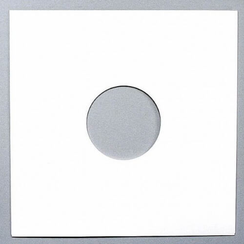 Pack 10 Portadas genéricas blancas