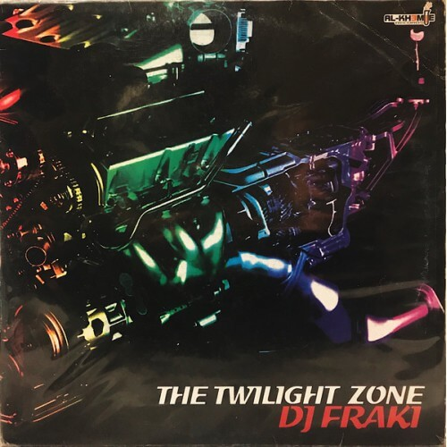 Dj Fraki - The Twilight Zone