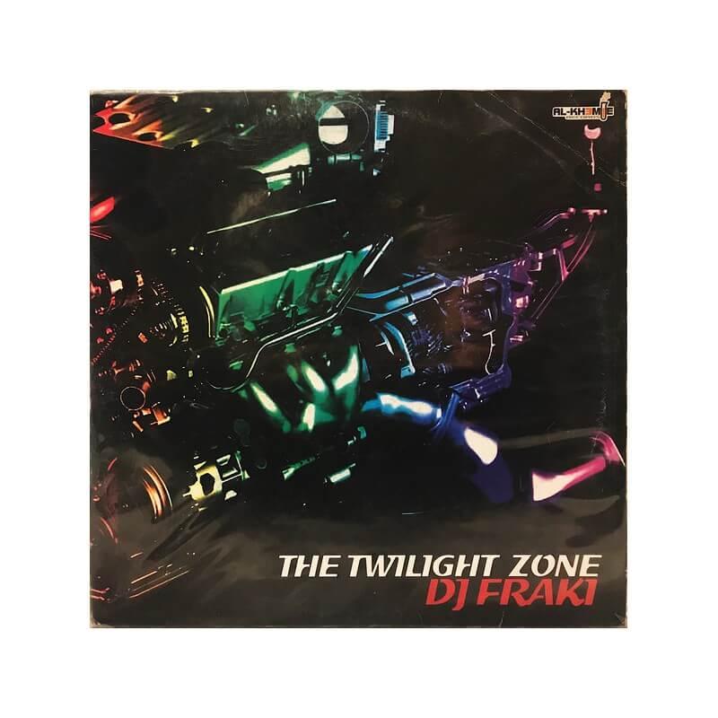 Dj Fraki - The Twilight Zone