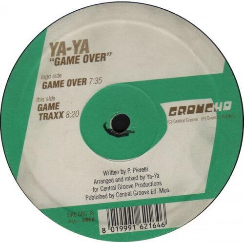 Ya Ya - Game over
