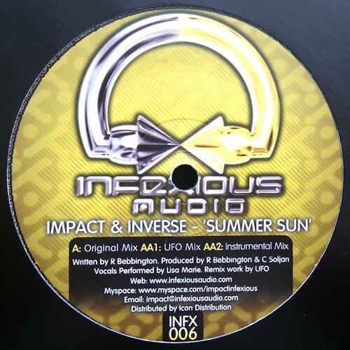 Impact & Inverse - Summer Sun