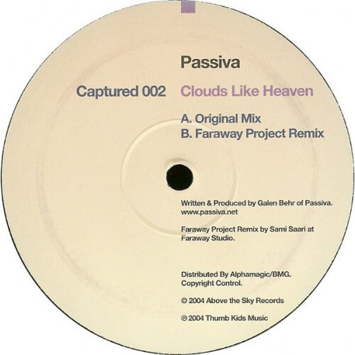 Passiva - Clouds Like Heaven