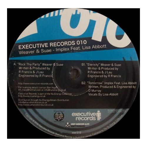 Weaver & Suae - Implex feat Lisa Abbott