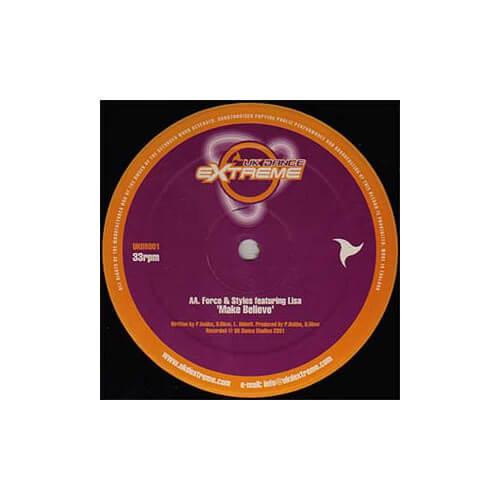 Force & Styles ft Lisa Abbott - Make Believe