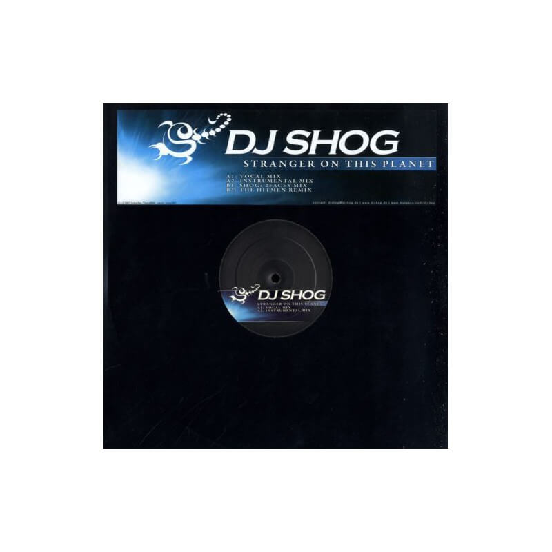 Dj Shog - Stranger On This Planet