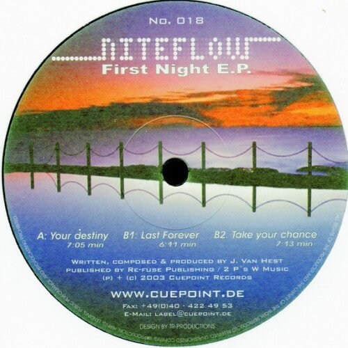 Niteflow - First Night ep (Promo)
