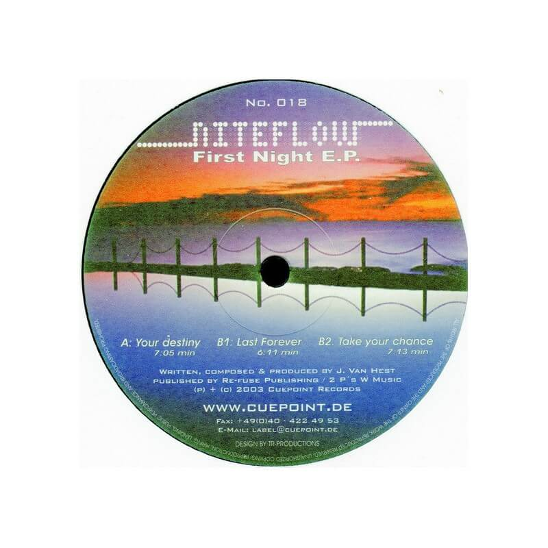 Niteflow - First night ep