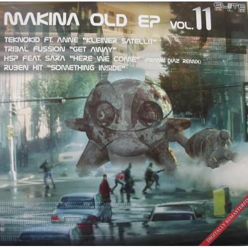 Makina Old EP Vol 11