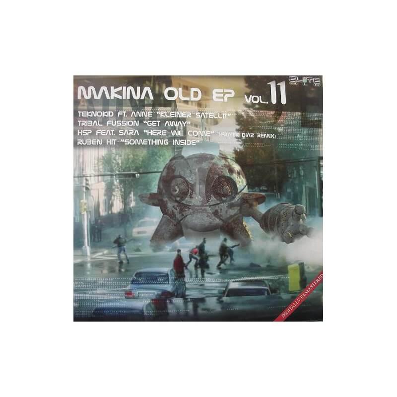 Makina Old EP Vol 11