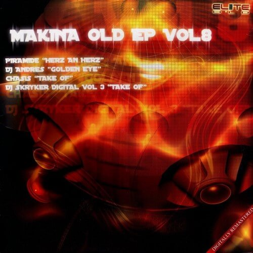 Makina Old EP Vol 8