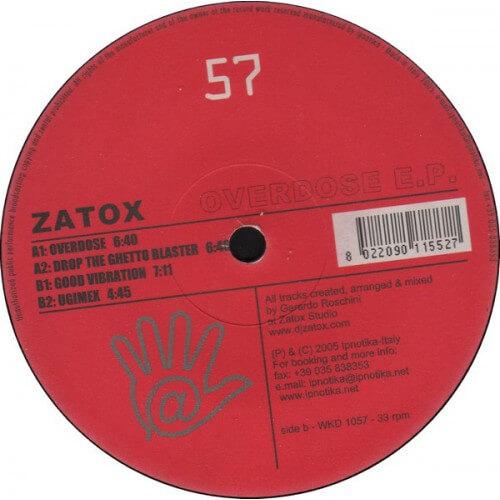 Zatox - Overdose EP