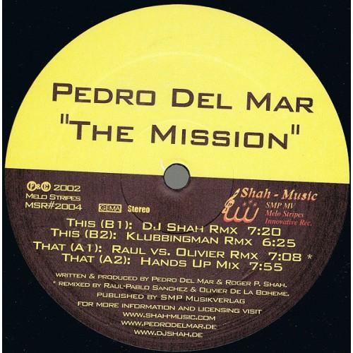 Pedro Del Mar - The Mission