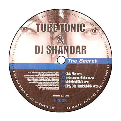 Tube Tronic & Dj Shandar - Secret