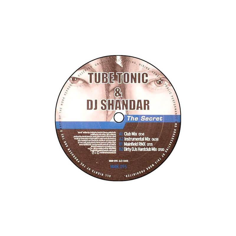 Tube Tronic & Dj Shandar - Secret