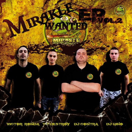 Mirakle Wanted Ep Vol.2