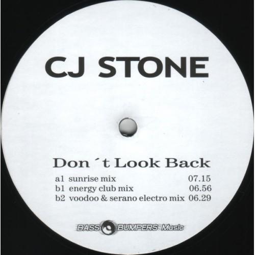 CJ Stone - Don&#39t look back