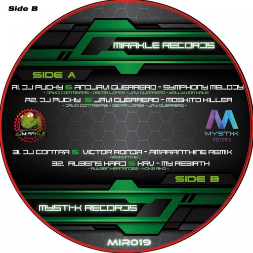 Mirakle Wanted Ep Vol.3