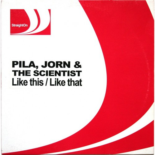 pila jorn & the scientist - like this