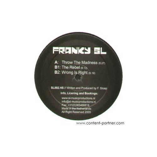 Dj Franki SL - Throw the madness