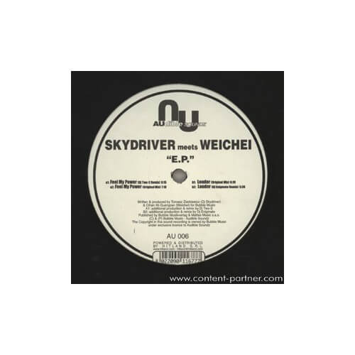 Skydriver meets Weichei ep