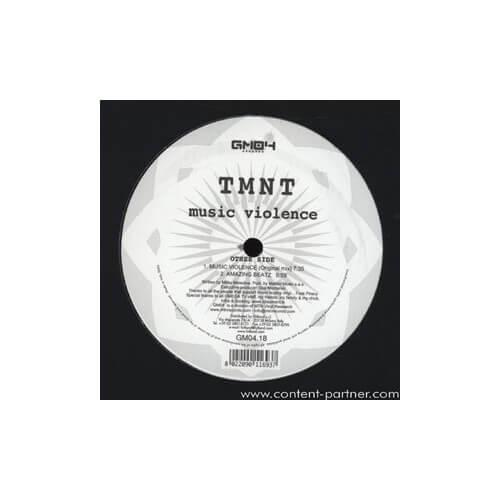 TMNT - Music violence
